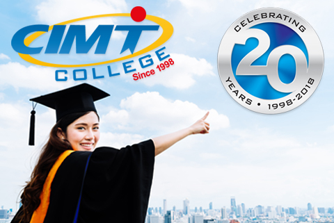 CIMT College - Mississauga, Brampton, Toronto, Scarborough - Celebrating 20 Years
