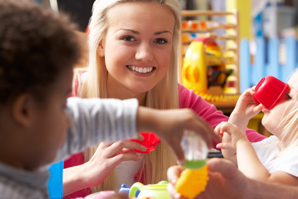 Early Childcare Assistant Certificate Courses in Mississauga