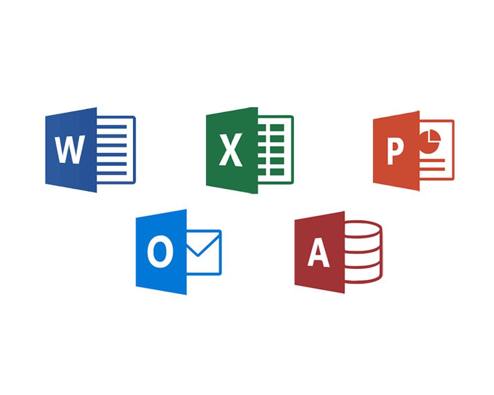 Microsoft Office 365, SQL, Windows Server, Exchange Server