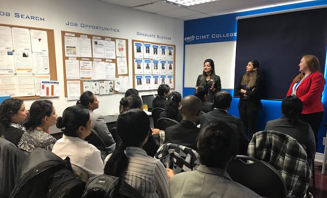 Career Fair with Compass Group
