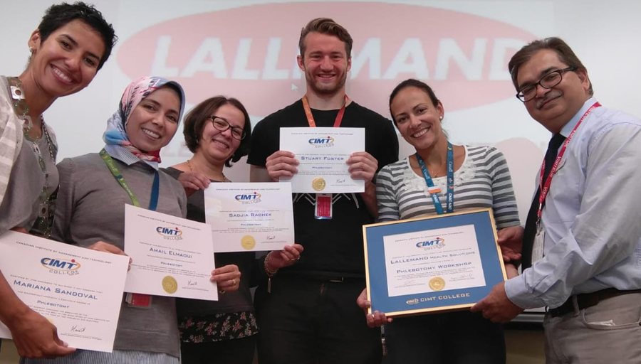 CIMT College successfully conducted its First Corporate Training in Montreal!