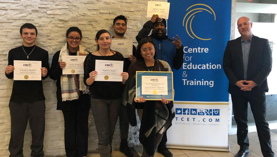 Customer Service Workshop at TCET